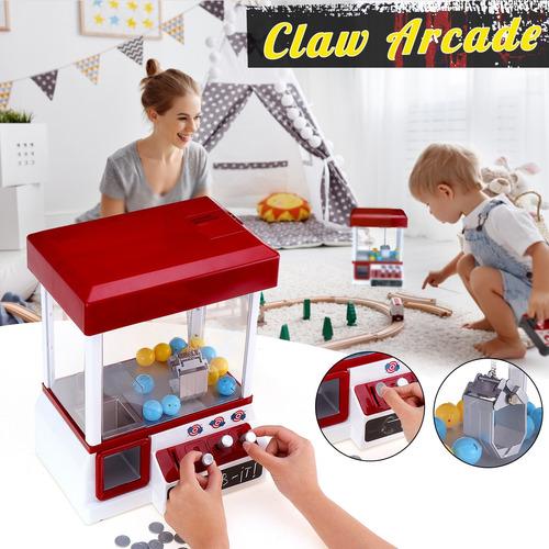 carnival garra juego muñeca máquina mini arcade grabber grúa