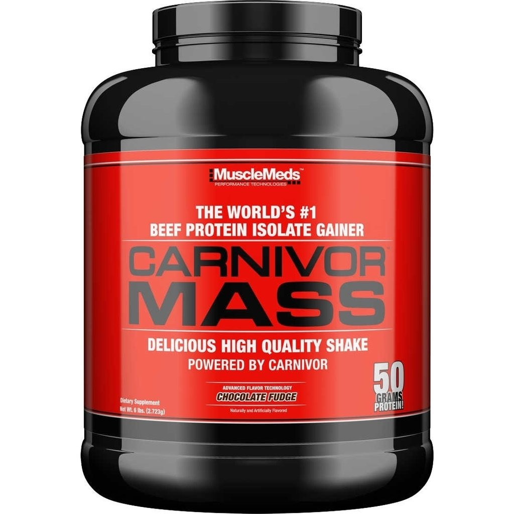65a7a9205 Carnivor Mass Musclemeds Beef Protein Isolate Carne 2