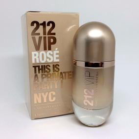 355c815e7b 212 Vip Feminino - Perfumes Carolina Herrera para Feminino no Mercado Livre  Brasil