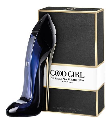 carolina herrera good girl perfume feminino - edp 80ml blz