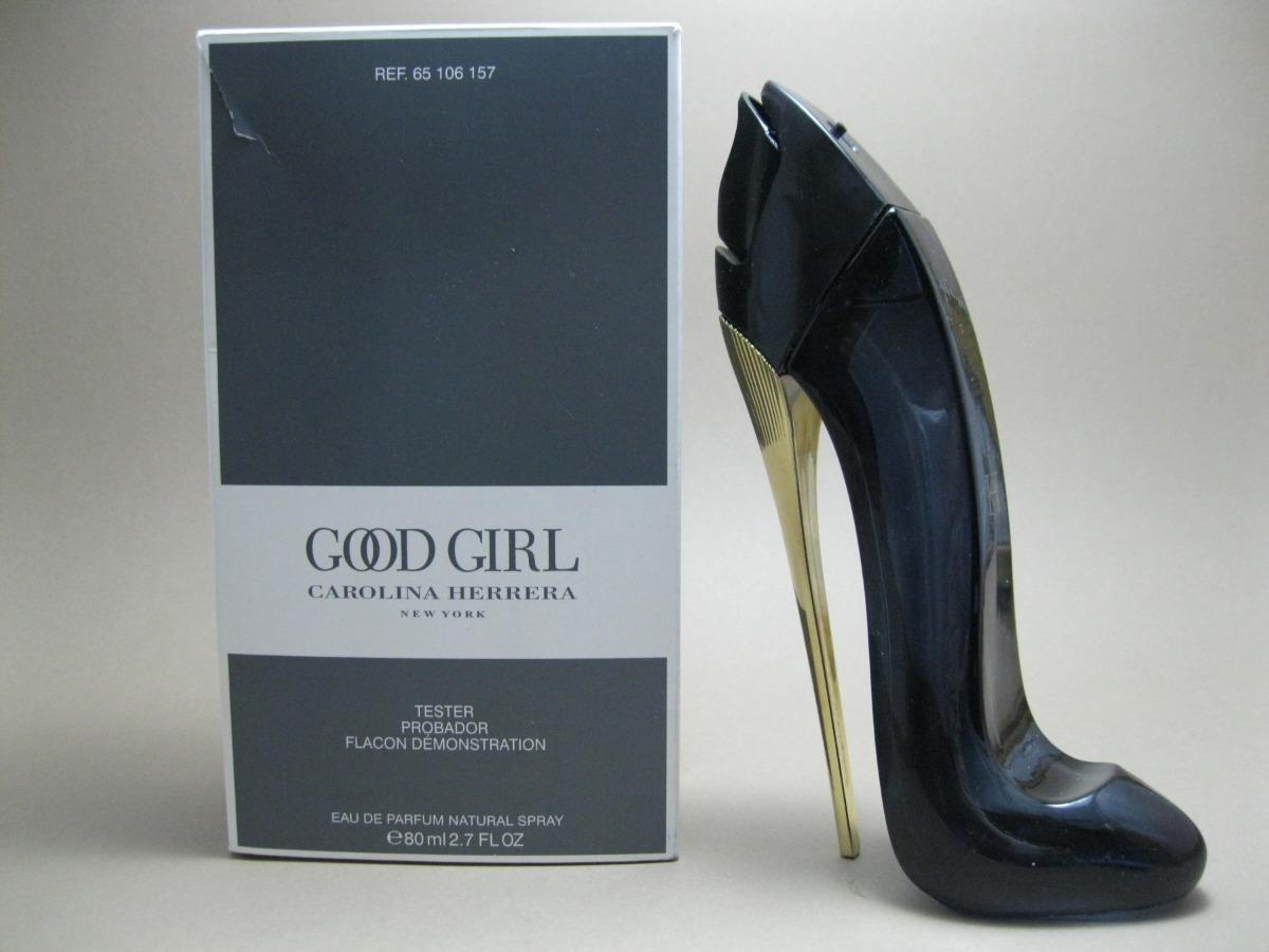 Carregando zoom... perfume tester good girl 80ml carolina herrera 2 lojas  ofici 82e05e07d3