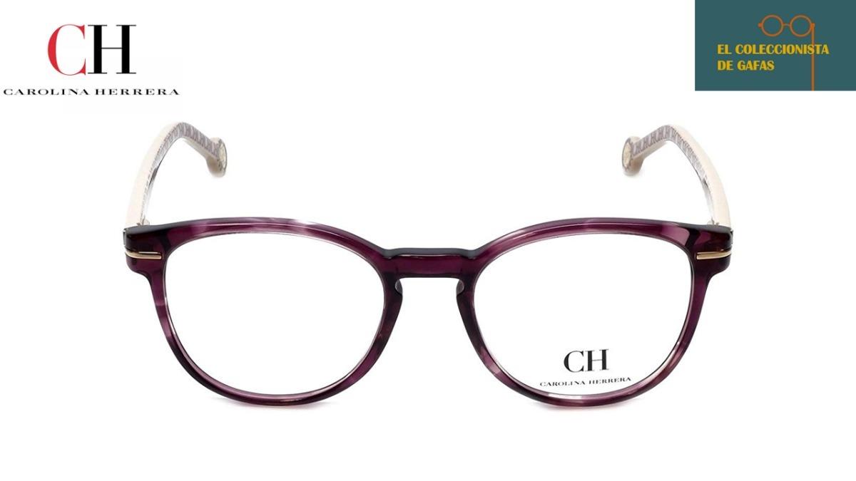 a6518c60c7 carolina herrera vhe675 gafas oftalmicas 100% originales. Cargando zoom.