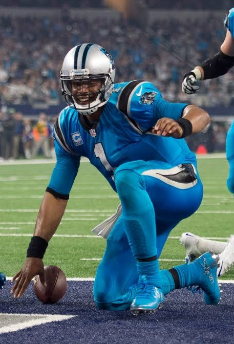 best loved 40c10 ee54a Carolina Panthers Cam Newton Nike Color Rush Talla Xl Yout