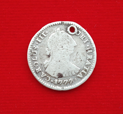 carolus iii 1 real 1777