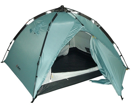 carpa 3 personas outdoors dome autoarmable armado instantane