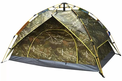 carpa 4 personas camping carpa militar carpa automatica