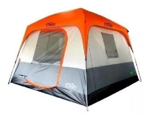 carpa 6 personas camping 3x3 mosquitero gran sabana ecology