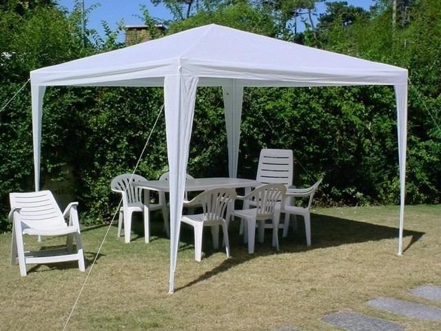 Carpa acampar o eventos 3 x 2 toldo plastica terraza piscina en mercado libre - Toldos rafia ...