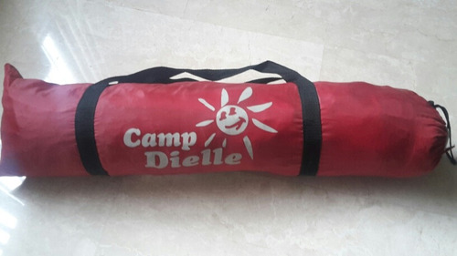 carpa camp dielle personas