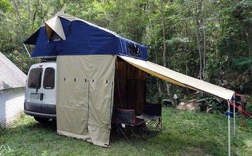 carpa camper camping caravana motorhome