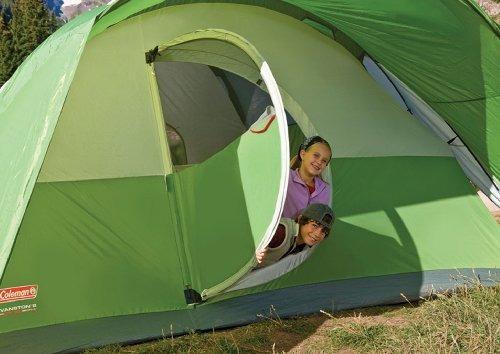 carpa camping coleman montana 8 personas envío gratis