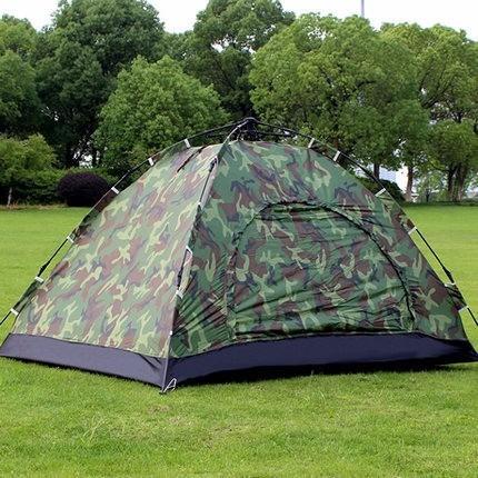 carpa camping para 4 personas - deportes- playa - montaña