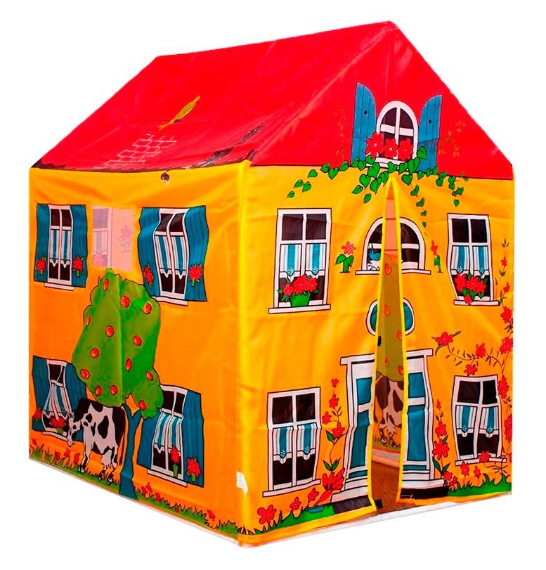 Carpa Casa Granero Niños De Lona Muy Resistente Y Liviana - $ 619,99 ...