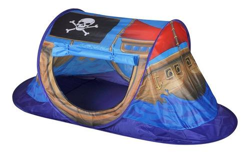 carpa casa tienda niños barco pirata iplay 2 entradas cuotas