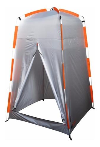 carpa caseta baño vestidor portatil nautika camping pampa