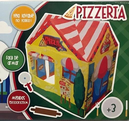 carpa casita pizzero fast set 75x100x105 new 9988 bigshop