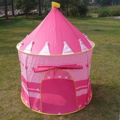 carpa castillo infantil camping jardin patio pelotero niños