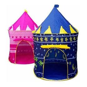 Carpa Castillo Juegos Infantiles Jardin Playa Camping Patio