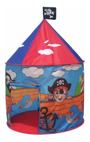 carpa castillo pirata para niños tienda de juegos oferta