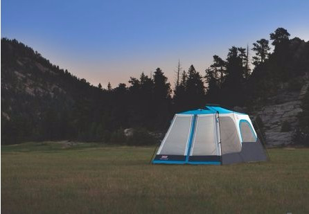 carpa coleman instant 8 personas double hub modelo 2017