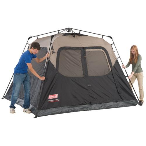 Carpa Coleman Instant Tent 6 Personas 179 990 En