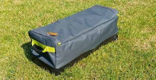carpa coleman octagon 98 full rainfly - cross mountain
