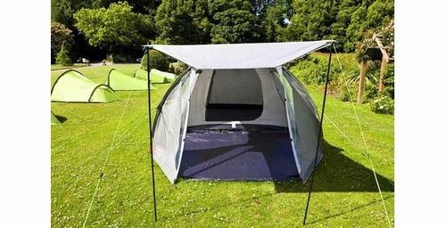 carpa coleman pers camping