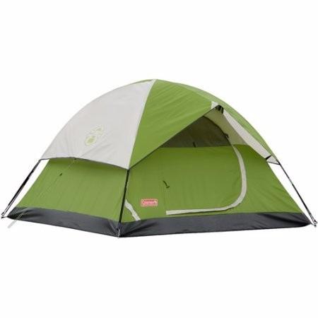 carpa coleman sundome para 3 personas camping nueva original