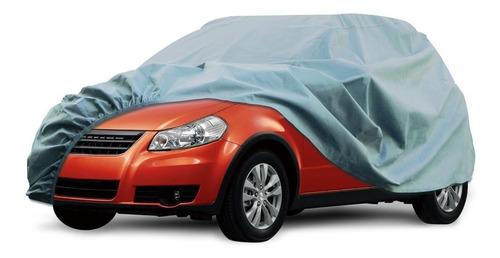 carpa cubre auto impermeable multiclima talla m motorlife