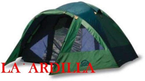 carpa doite iglu hi camper xr 4 personas mochilero