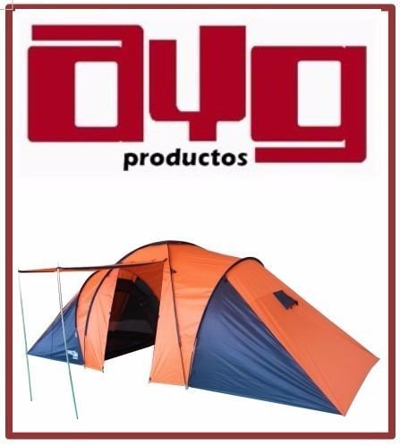 carpa estructural camping
