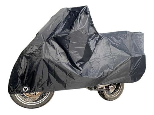 carpa funda cobertor  de moto impermeable oxford