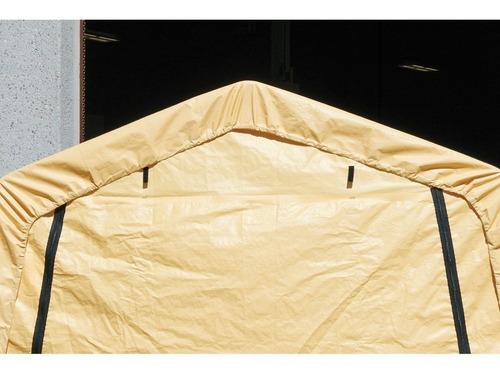carpa garage  3x3 metros hfm