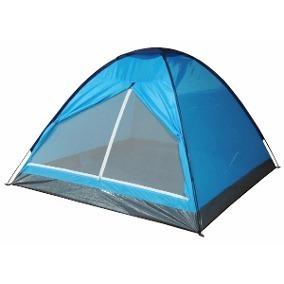 carpa iglu camping 6 personas imperm columna agua znorte env