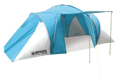 carpa iglu camping spinit personas