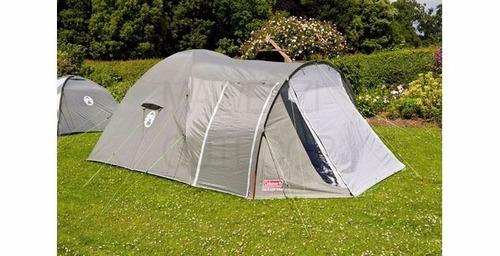 carpa iglu coleman trailblazer 5 pers comedor camping igloo