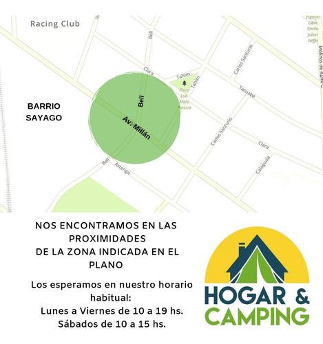 carpa iglú national geographic toronto para 4 personas