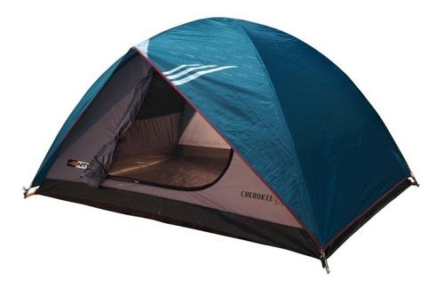carpa iglú para 2 a 3 personas nautika cherokee
