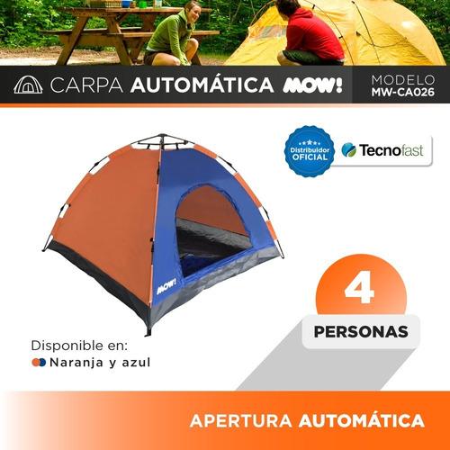 carpa iglu pers camping
