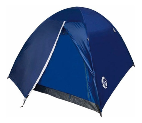 carpa iglu waterdog dome i 2 personas mochilero camping