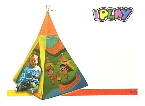 carpa indios nenes casa de juegos para niños infantil  8707