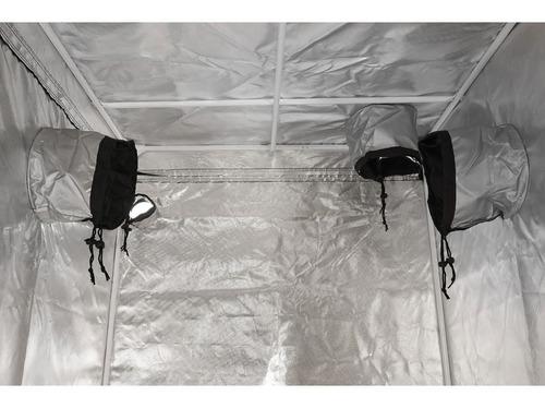 carpa indoor cultivo 100 x 100 x 200 invernadero jardin myla