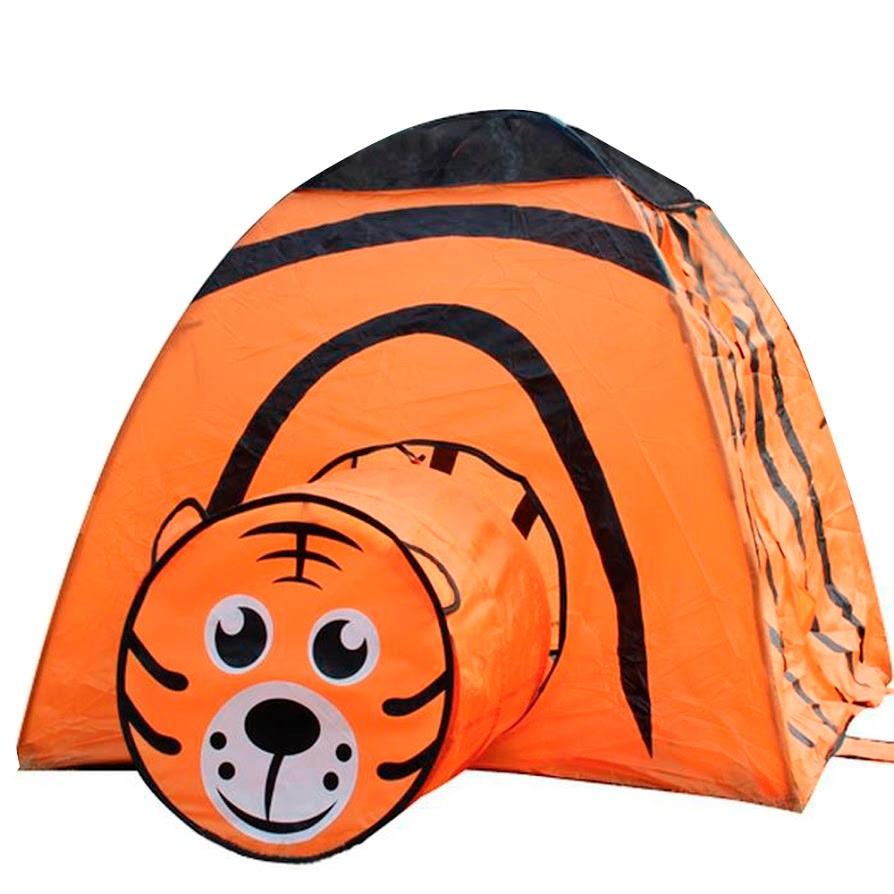 Carpa Infantil Tigre Ni Os Y Ni As Interior Y Exterior