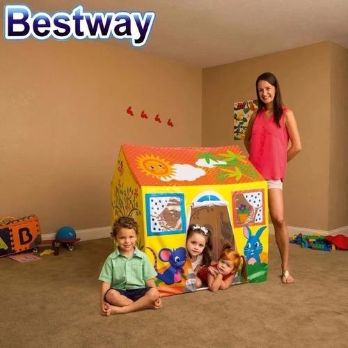 carpa juego para niños
