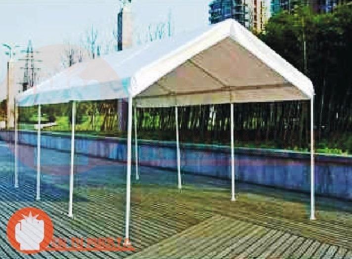 Carpa parasol reuniones fiestas bodas pergola exteriores 3x6 en mercado libre - Carpas y pergolas ...