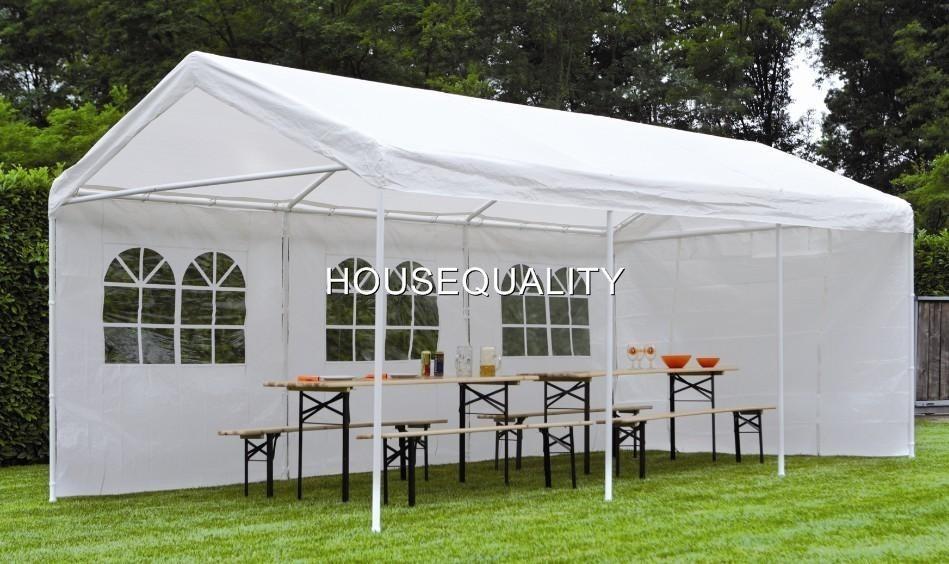 Carpa parasol reuniones fiestas bodas pergola exteriores for Carpas de jardin