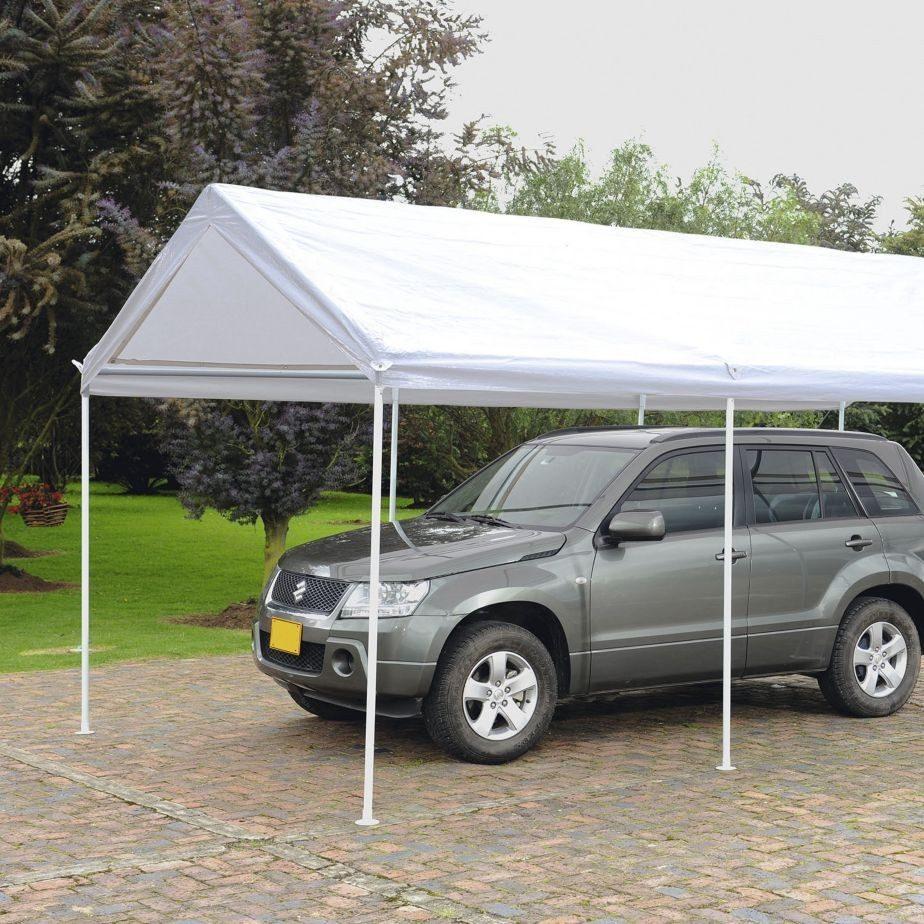 Carpa parqueadero veh culo en mercado libre for Carpas para coches