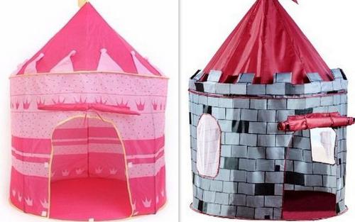 carpa pelotero casita castillo infantil autoarmable