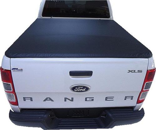 carpa plana ford ranger camioneta enrollable platon import
