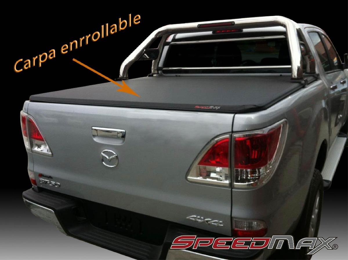 Carpa plana para platon para carro y camionetas enrollable for Carpas para coches